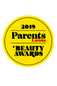 Parents Latina magazine 2019 Beauty Award for Skin Care Solutions
