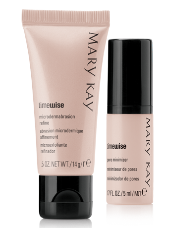 Timewise Microdermabrasion Plus Set Deluxe Mini Mary Kay