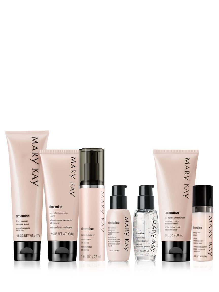 Ultimate Miracle Set – Combination/Oily   Mary Kay