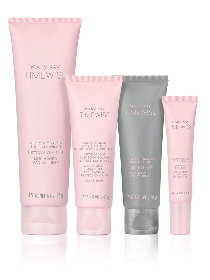 Mary Kay Anti Aging: TimeWise Miracle Set 3D®
