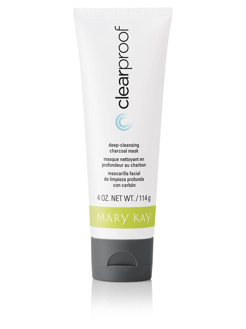 Clearproof Deep Cleansing Charcoal Mask Mary Kay