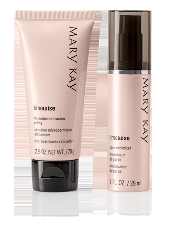 Timewise Microdermabrasion Plus Set Mary Kay