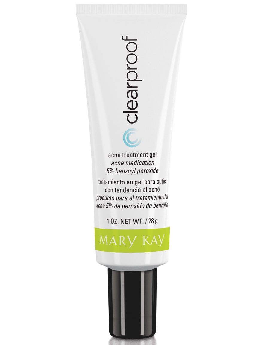Clear Proof Acne Treatment Gel Mary Kay