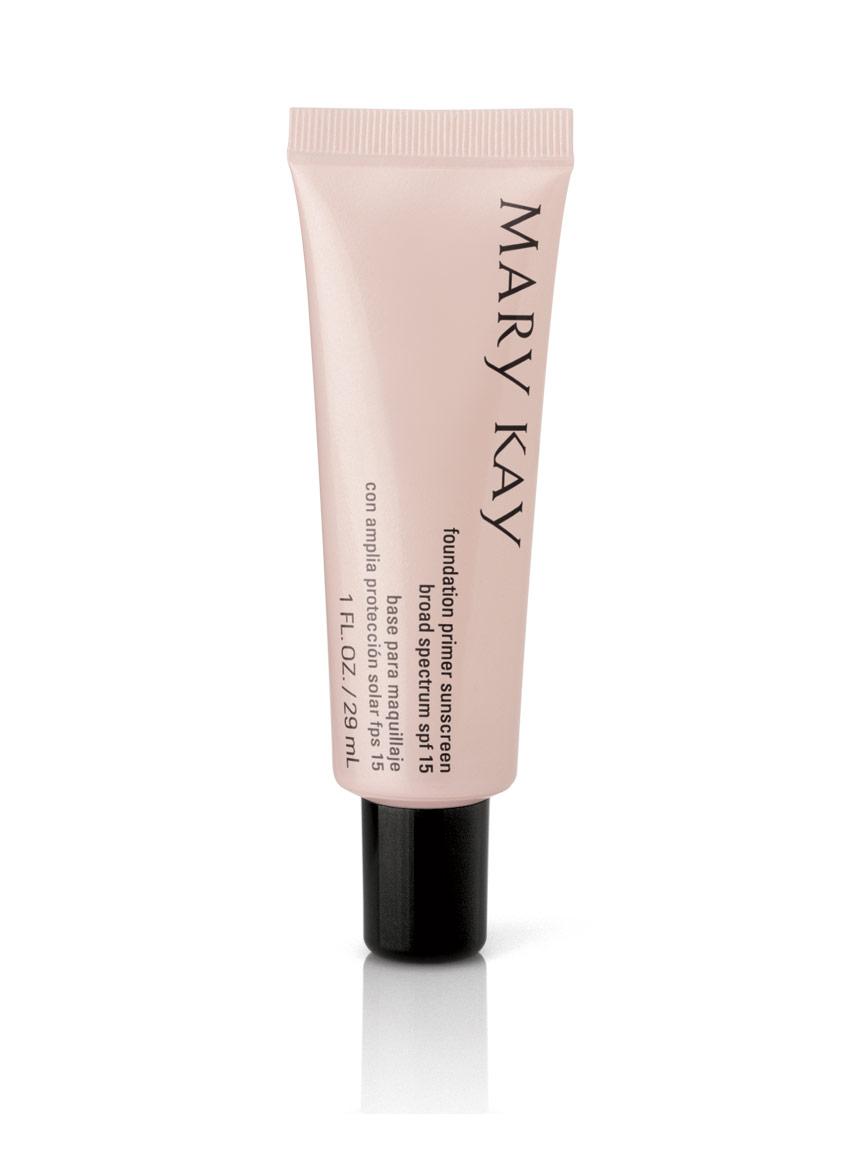 Mary Kay Foundation Primer Sunscreen Broad Spectrum Spf 15